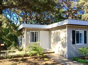 Sandpiper cottage exterior