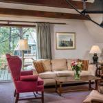 Interior picture of Quail rental cottage